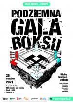 Gala Boksu w Kopalni Guido 2021