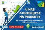 II edycja Marszałkowskiego Budżetu Obywatelskiego Województwa Śląskiego