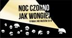 Noc Muzeów- Noc czorno jak wongiel